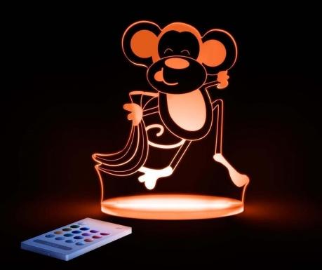 Lampa de veghe Funky Monkey