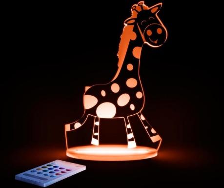 Nočna lučka Giraffe