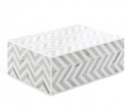 Кутия с капак Zigzag
