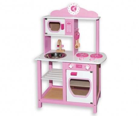 Bucatarie de jucarie Pink Fun