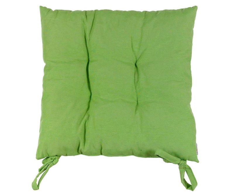Jastuk za sjedalo Pure Light Green 37x37 cm