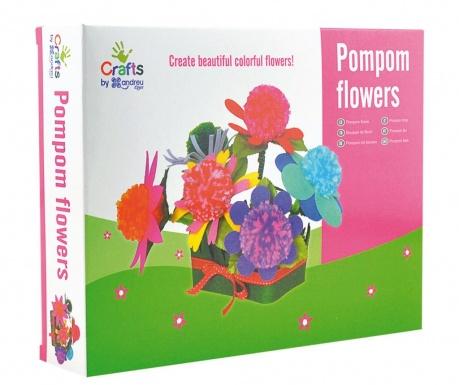 Zestaw kreatywny Flowers