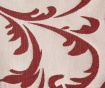 Draperie Floral Bordeaux 140x250 cm