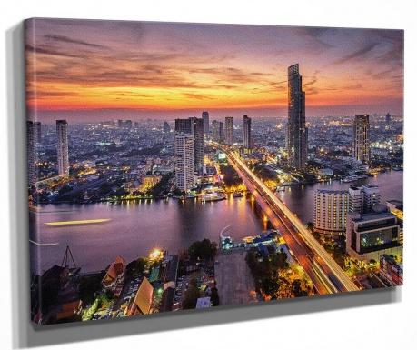 Tablou City 30x40 cm