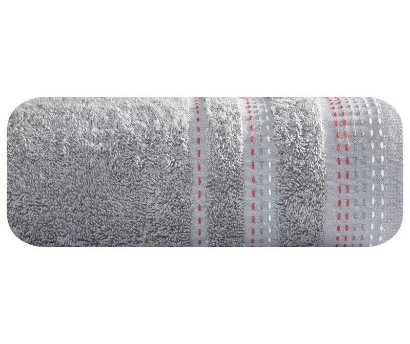 Kopalniška brisača Paola Silver 50x90 cm