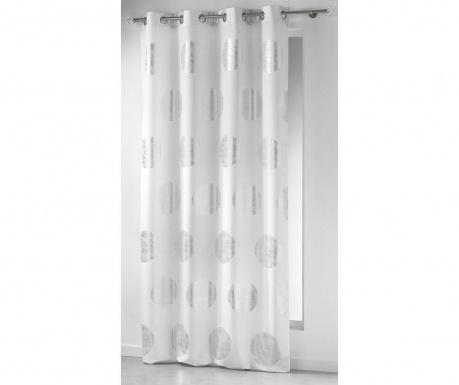 Zastor Platine White 140x260 cm