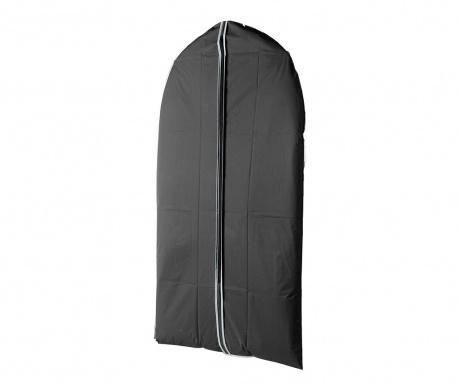 Pokrowiec na ubrania Zippy Black 60x100 cm