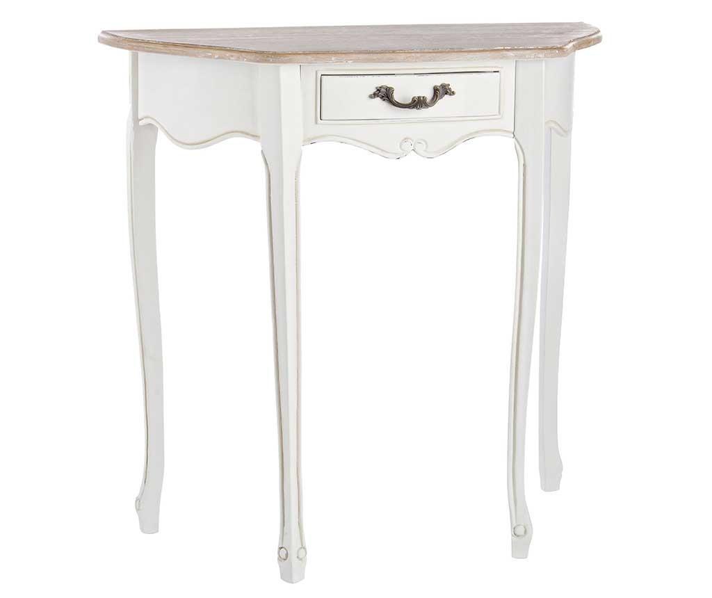 Konzolna miza Justine Half