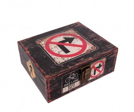 Kutija s  poklopcem Bike Line