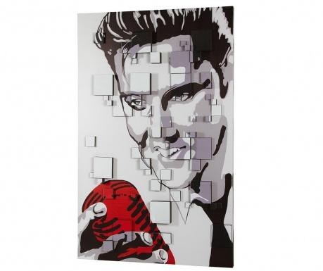 Tablou Elvis 3D Effect 80x120 cm
