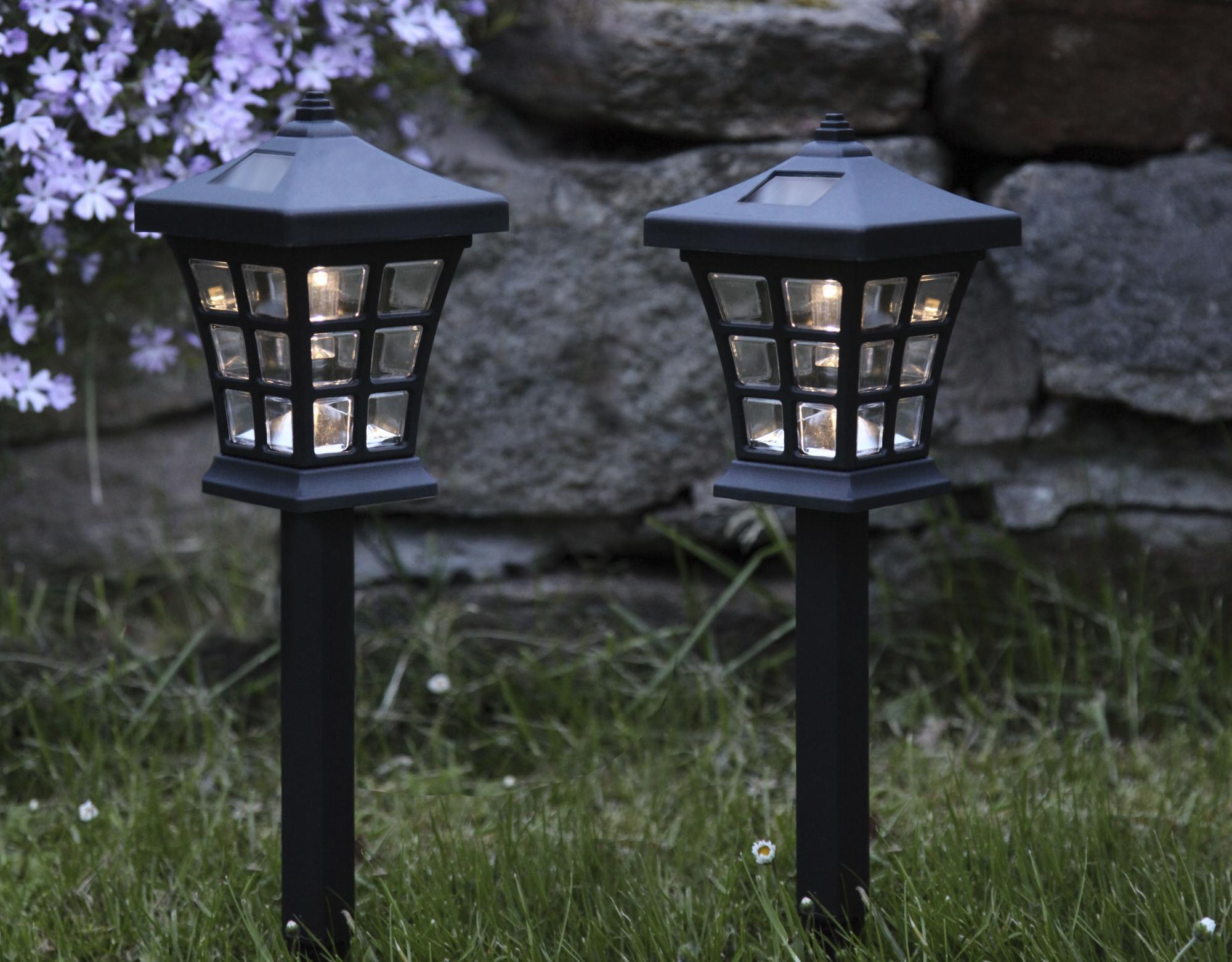 Set 2 lampi solare Pathlight - Best Season