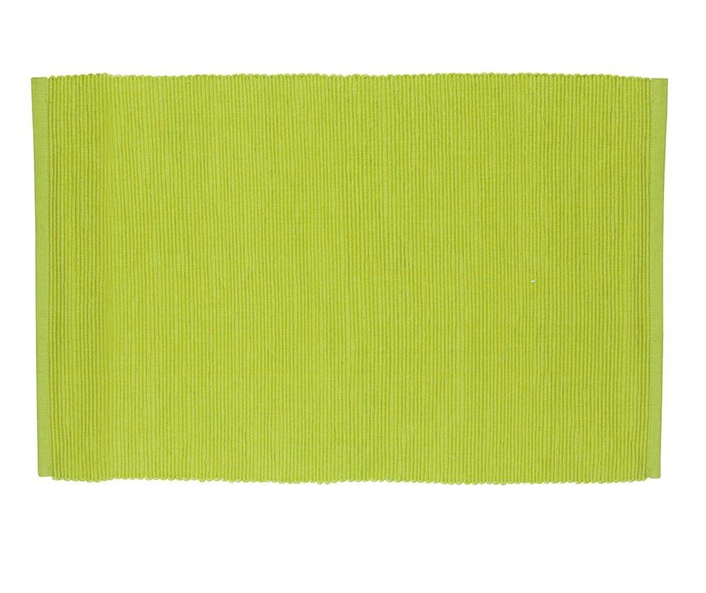Foster Green Tányéralátét 30x43 cm