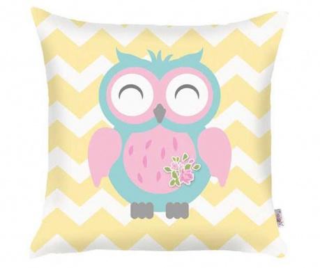 Fata de perna Happy Owl 35x35 cm