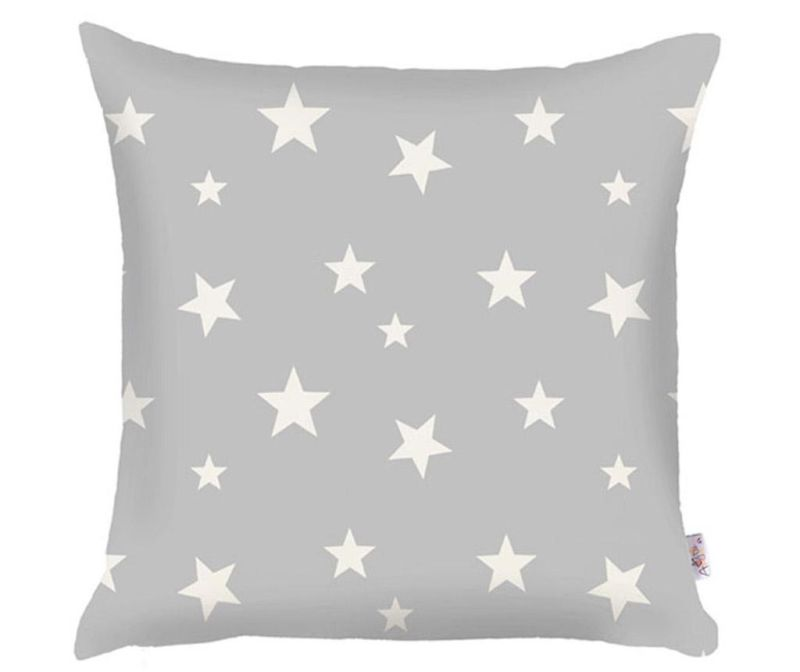 Jastučnica Stars Grey 35x35 cm