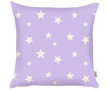 Jastučnica Stars Purple 35x35 cm