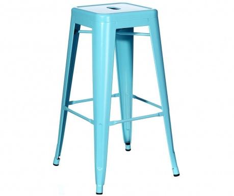 Krzesło barowe Dallas Blue