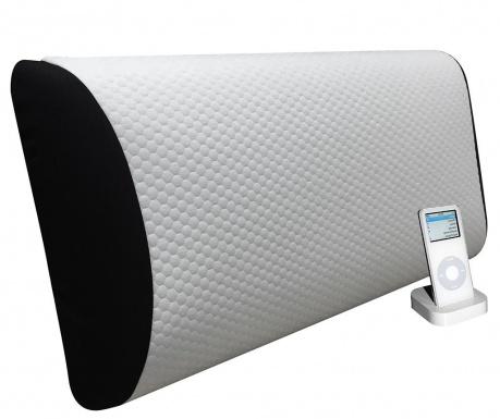Ergonomický polštář Music Memory 25x70 cm