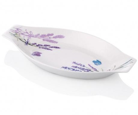 Lavender High Szervírozó tál