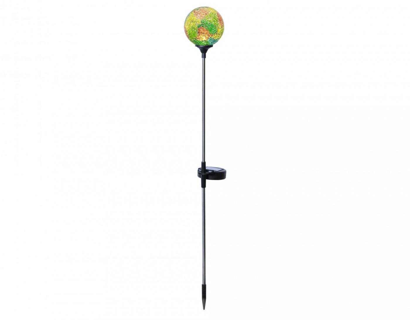 Solární lampa Mosaic Ball