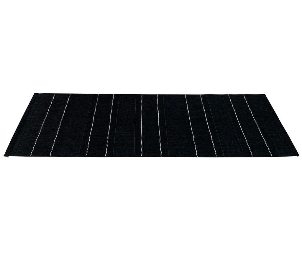 Covor Sunshine Black 80x150 cm