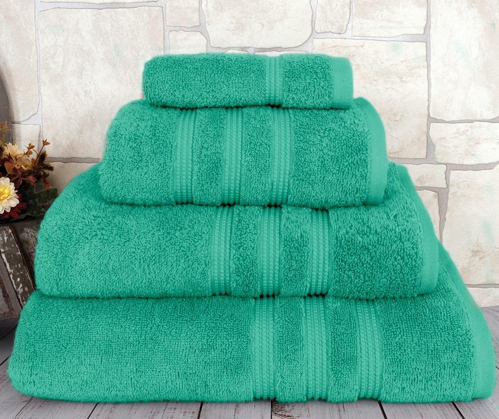 Prosop de baie Classy Coresoft Green 30x50 cm