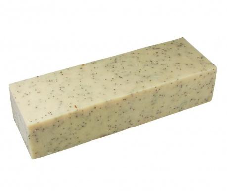 Sapun cu mac si ulei de orez Natural Savonia 500 g