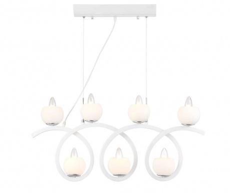 Seven White Candle Csillár