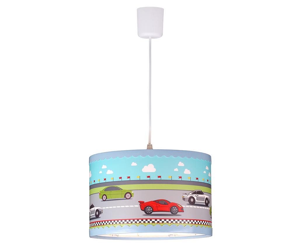 Lustra Car Race - Vidik, Multicolor