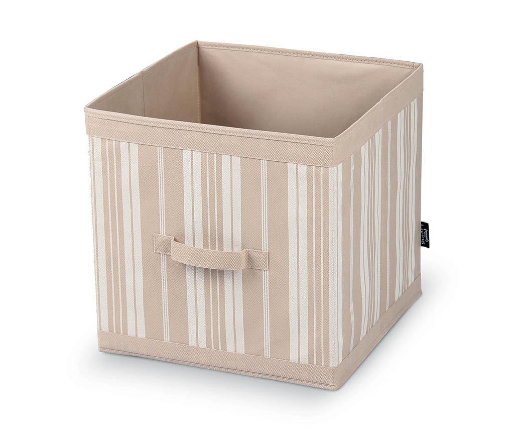 Cutie pentru depozitare Stripes Cube