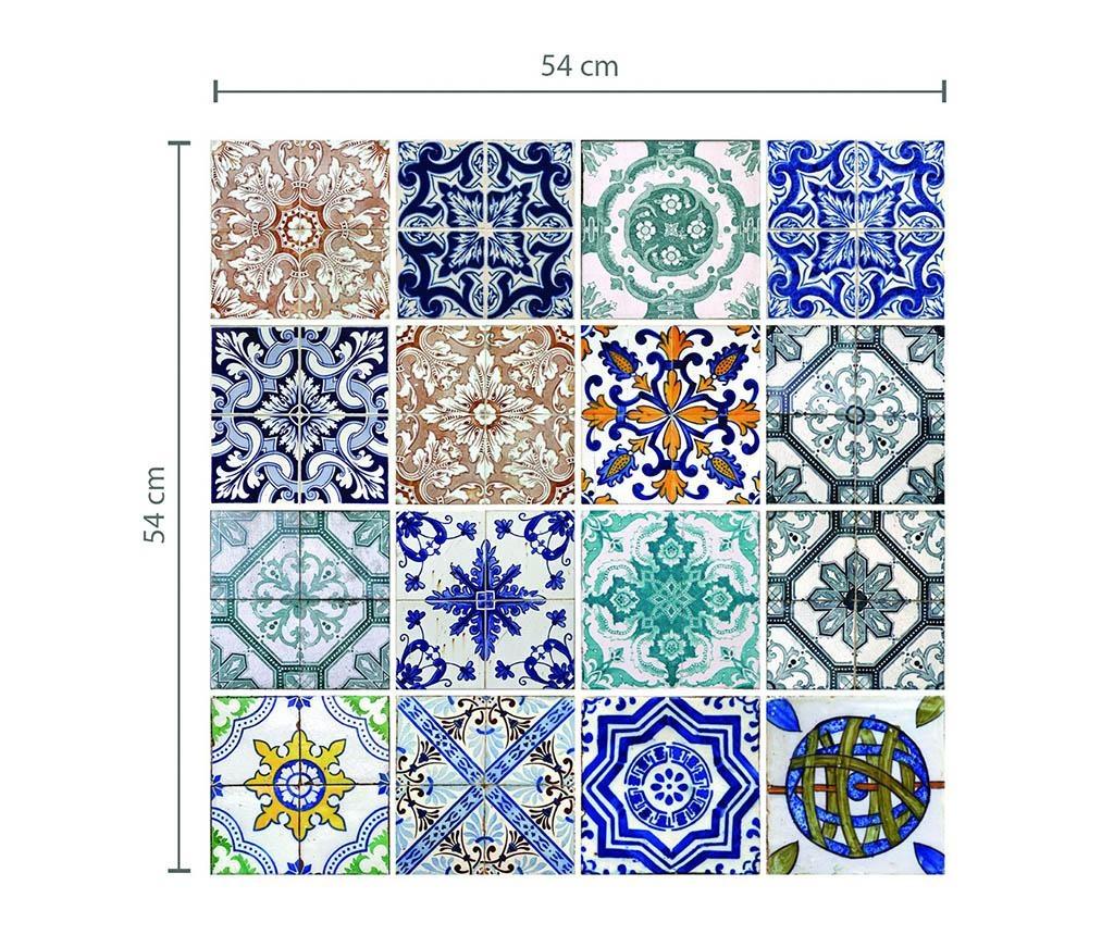 Mosaic Tile Matrica