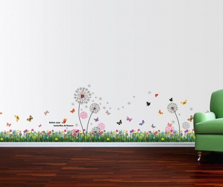 Naklejka Dandelion Grass