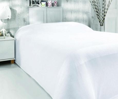 Cuvertura Pique Simply White 200x240 cm