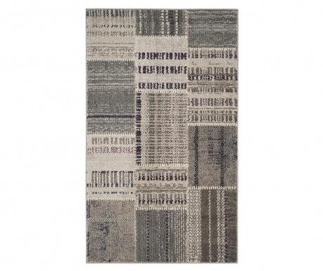 Tepih Deltana Grey 91x152 cm