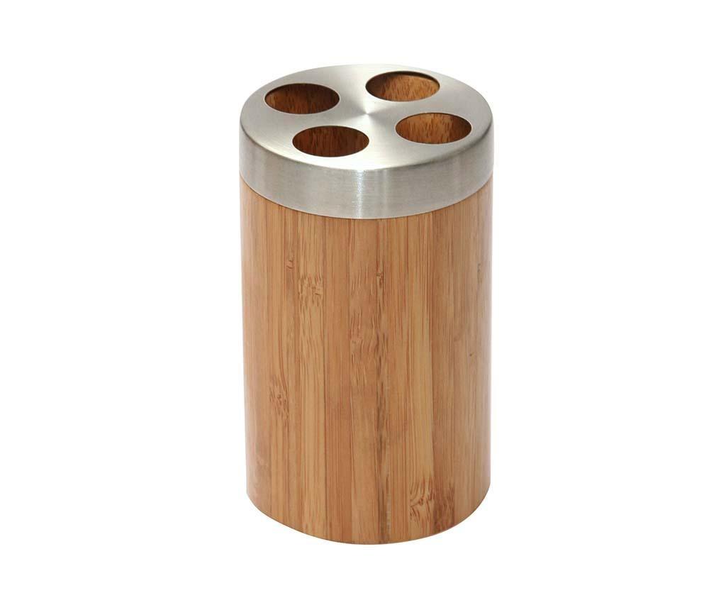Držák na zubní kartáčky Bamboo
