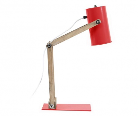 Lampa de birou Baltic Red