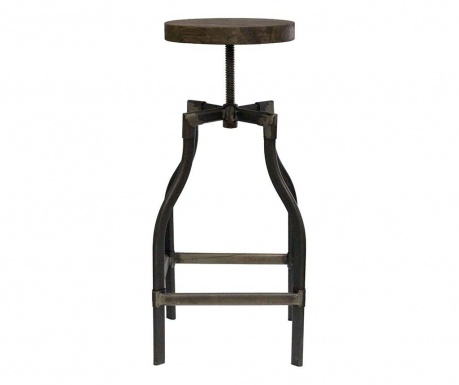 Scaun de bar Lenox Black