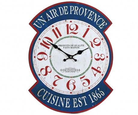 Nástěnné hodiny Un Air de Provence