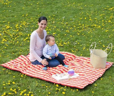 Одеяло за пикник Molly 135x175 см