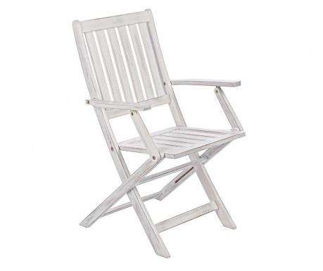 Exteriérová skladacia stolička Patty