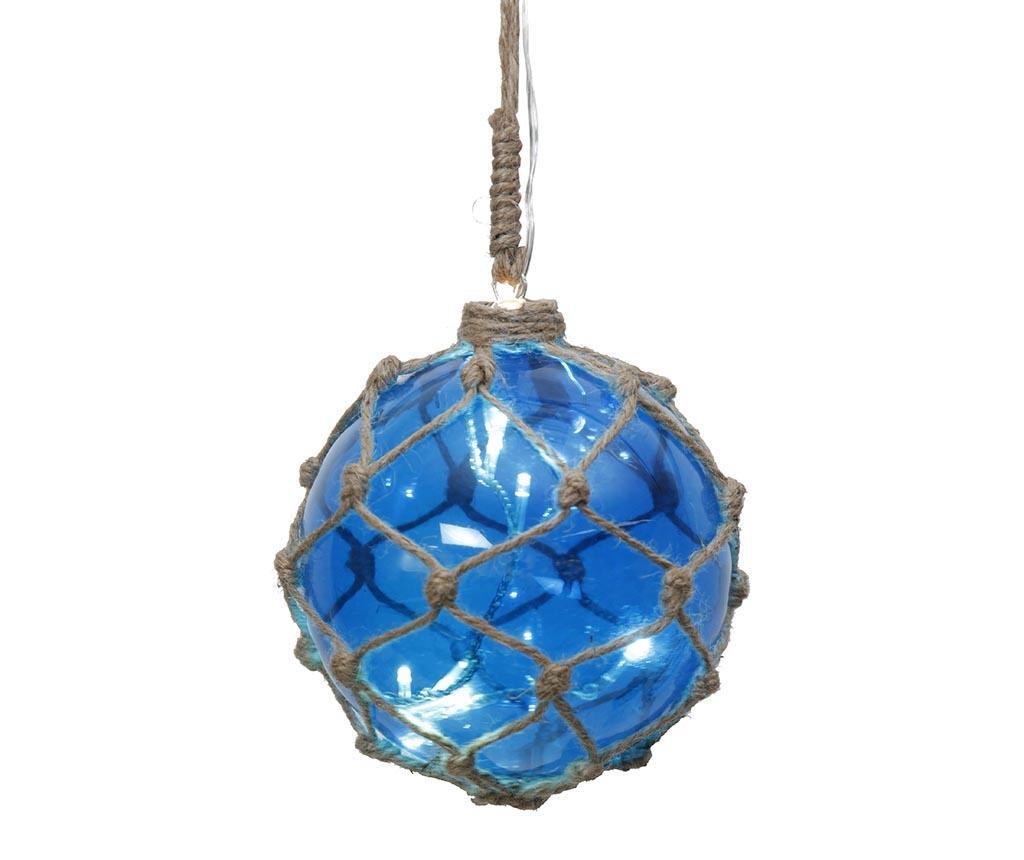 Decoratiune luminoasa Noah Blue S - Best Season, Albastru