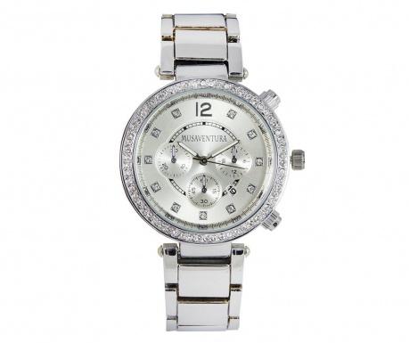 Zegarek damski MusaVentura Silver