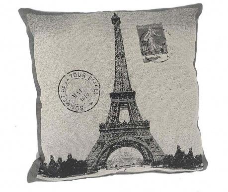 Perna decorativa Eiffel 43x43 cm