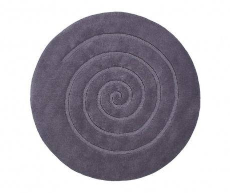 Tepih Spiral Grey