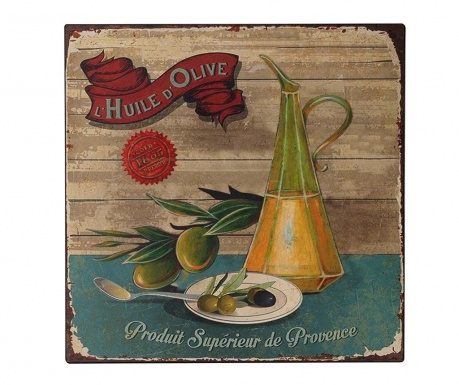 Wall decoration Olive Oil