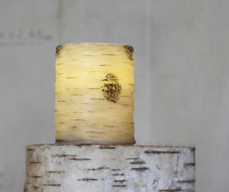 Свещ с LED Fazas