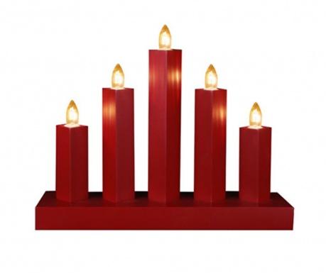 Decoratiune luminoasa Rak Red
