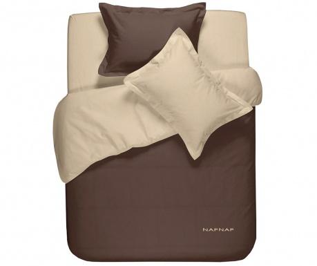 Спално бельо Single Ranforce Casual Chocolate