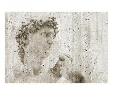 David Street Art Tapéta 254x366 cm