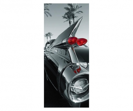 Тапет за врата Classic Car 86x200 см