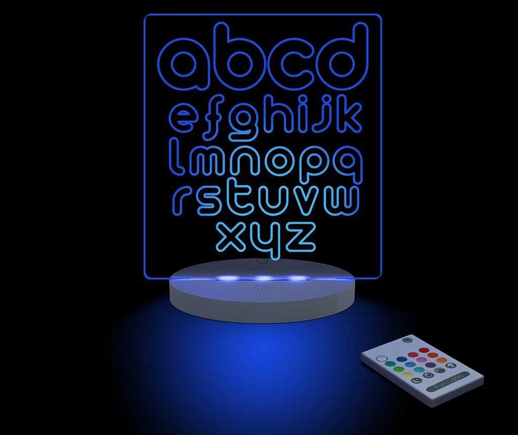 ABC Éjjeli fény